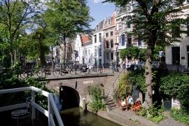 Netherlands, Utrecht (city). Nieuwe Gracht